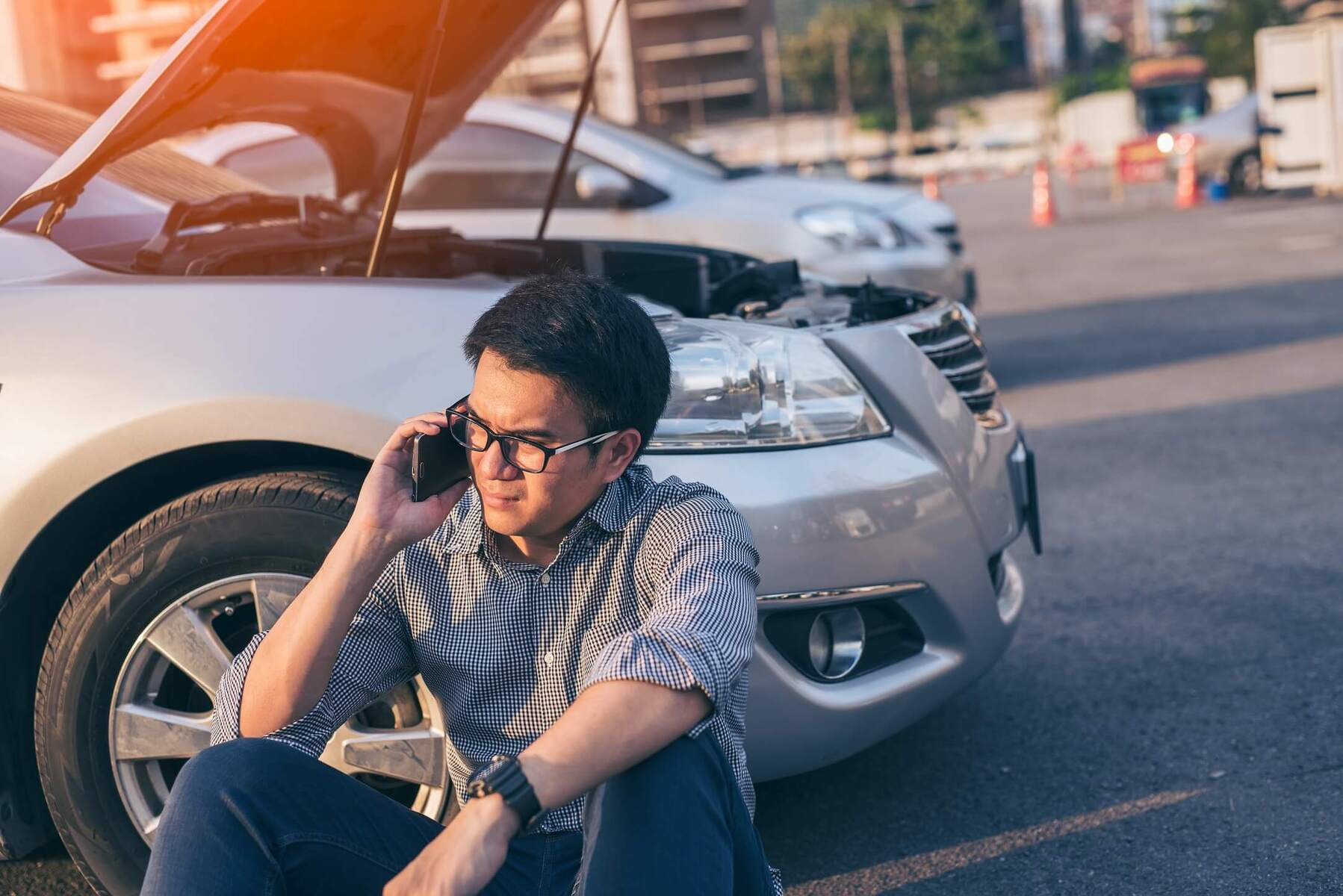 Visitors want to know more about what Roadside Assistance your company provides? Image