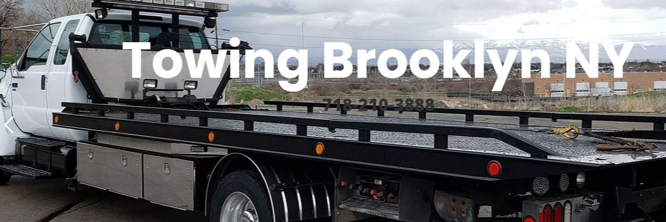 TOWING BROOKLYN NY Towing.com Profile Banner