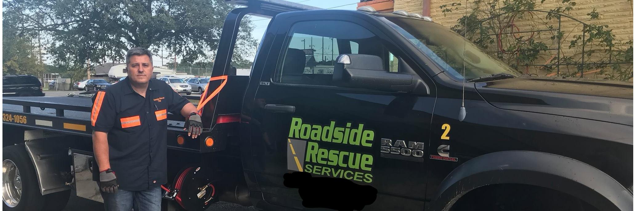 ROADSIDE RESCUE SERVICES LLC Towing.com Profile Banner