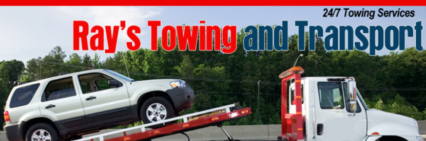 Ray's Towing & Transport LLC Towing.com Profile Banner