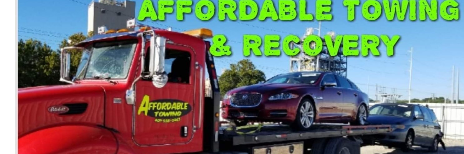 Affordable Towing & Recovery Towing.com Profile Banner