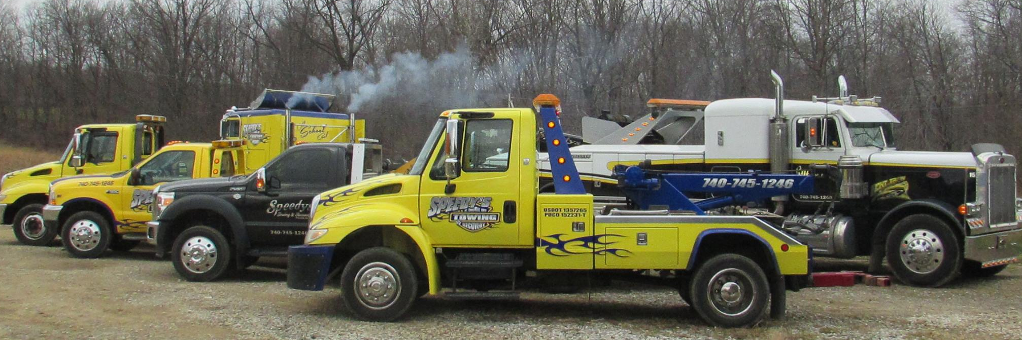 Speedy's Towing & Recovery Towing.com Profile Banner