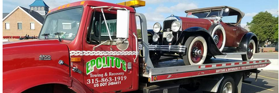 Epolito's Towing and Recovery Towing.com Profile Banner
