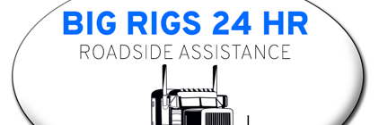 Big Rigs 24 Hour Road service Towing.com Profile Banner