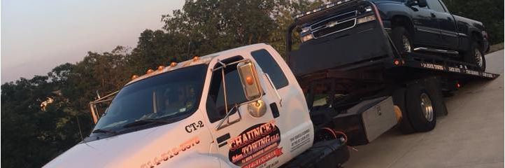 Chauncey Towing LLC Towing.com Profile Banner
