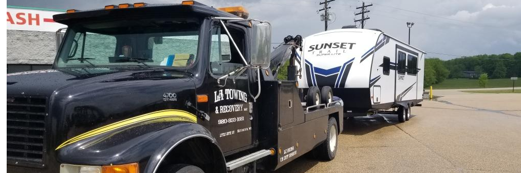 L A Towing & Recovery LLC Towing.com Profile Banner