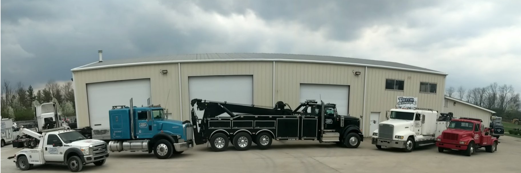 Taylor Truck And Auto Repair Towing.com Profile Banner