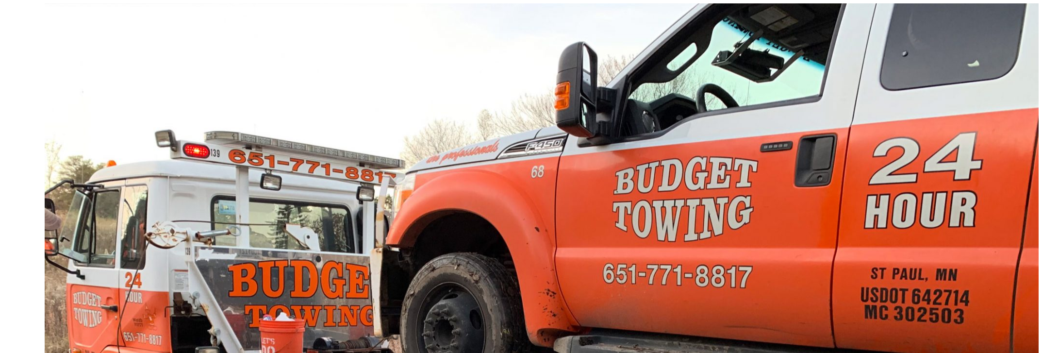 Budget Towing Inc. Towing.com Profile Banner