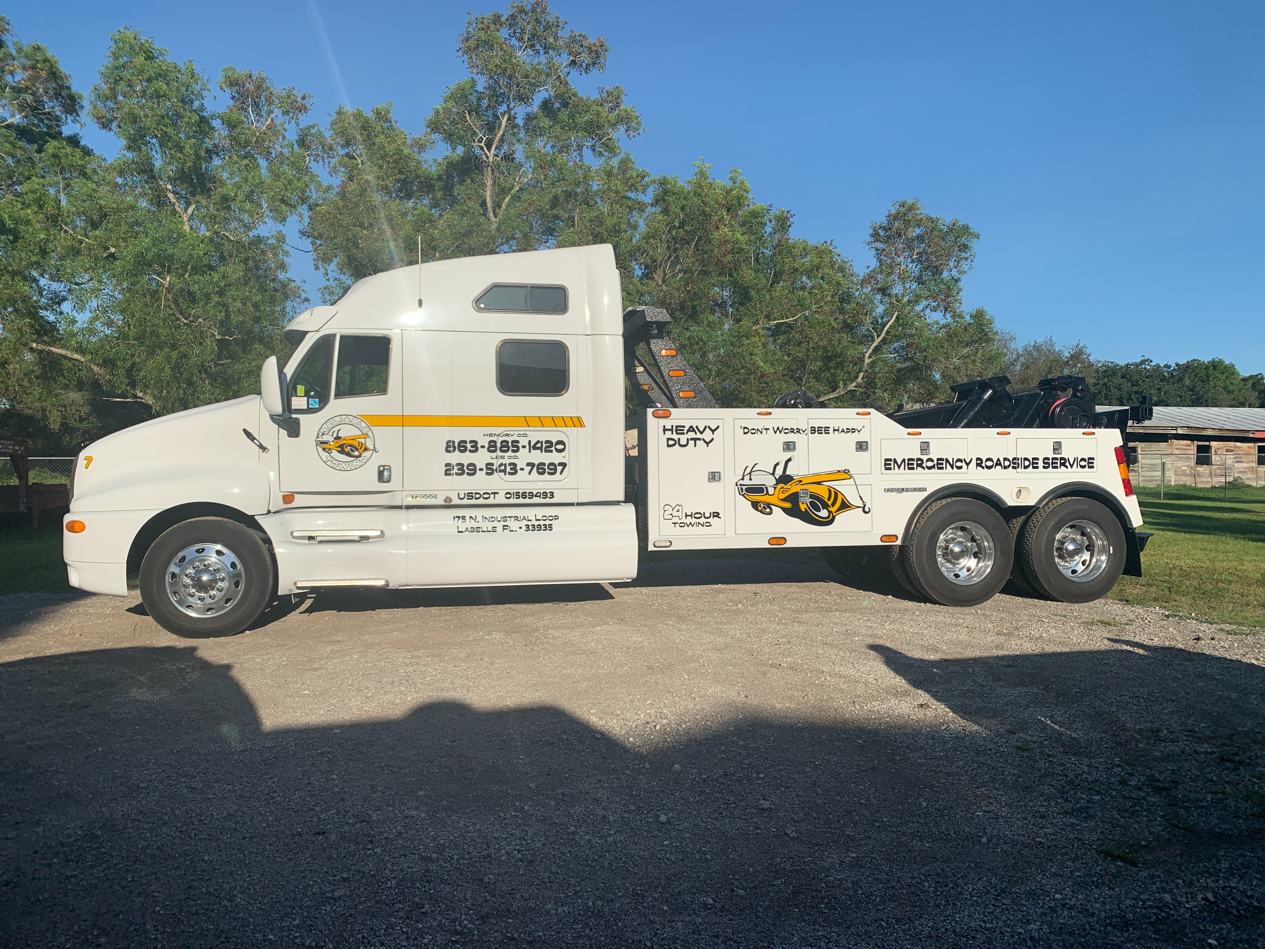 Reliable Towing Towing.com Profile Banner