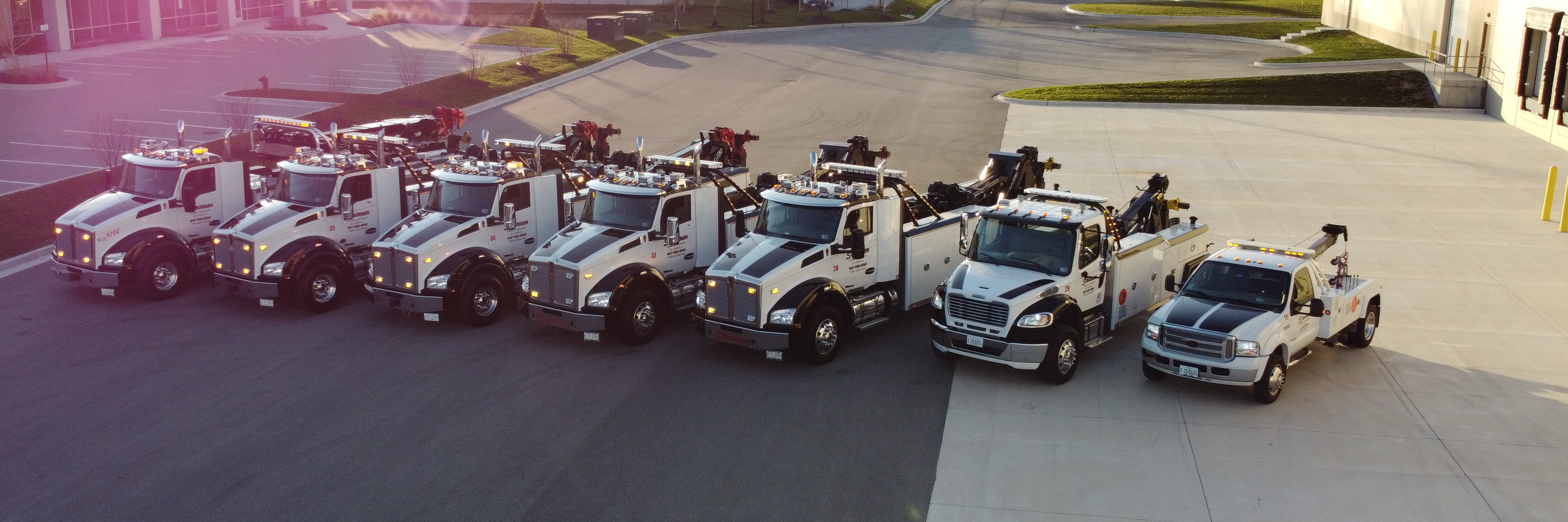 Suburban Towing and Recovery Towing.com Profile Banner
