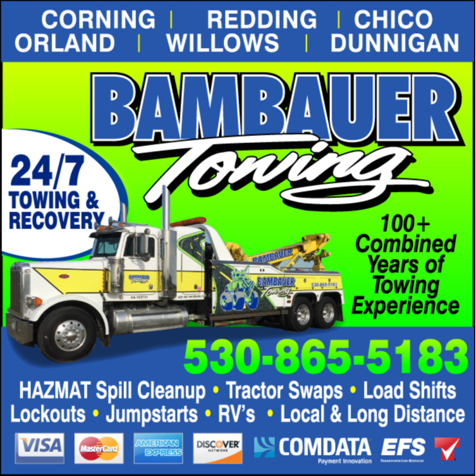 Bambauer Towing Service Towing.com Profile Banner