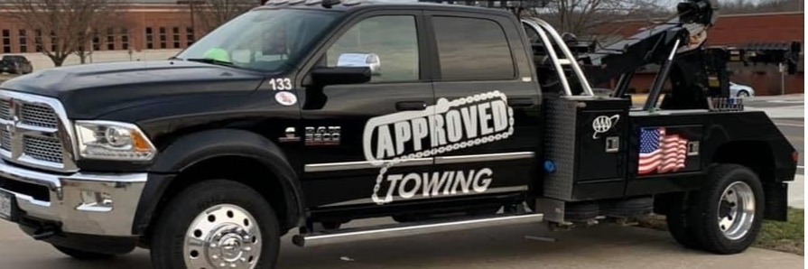 Approved Automotive Towing Towing.com Profile Banner