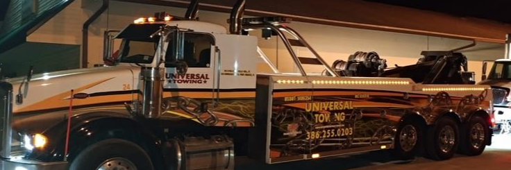 Universal Towing Inc Towing.com Profile Banner