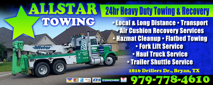 Allstar Towing Towing.com Profile Banner