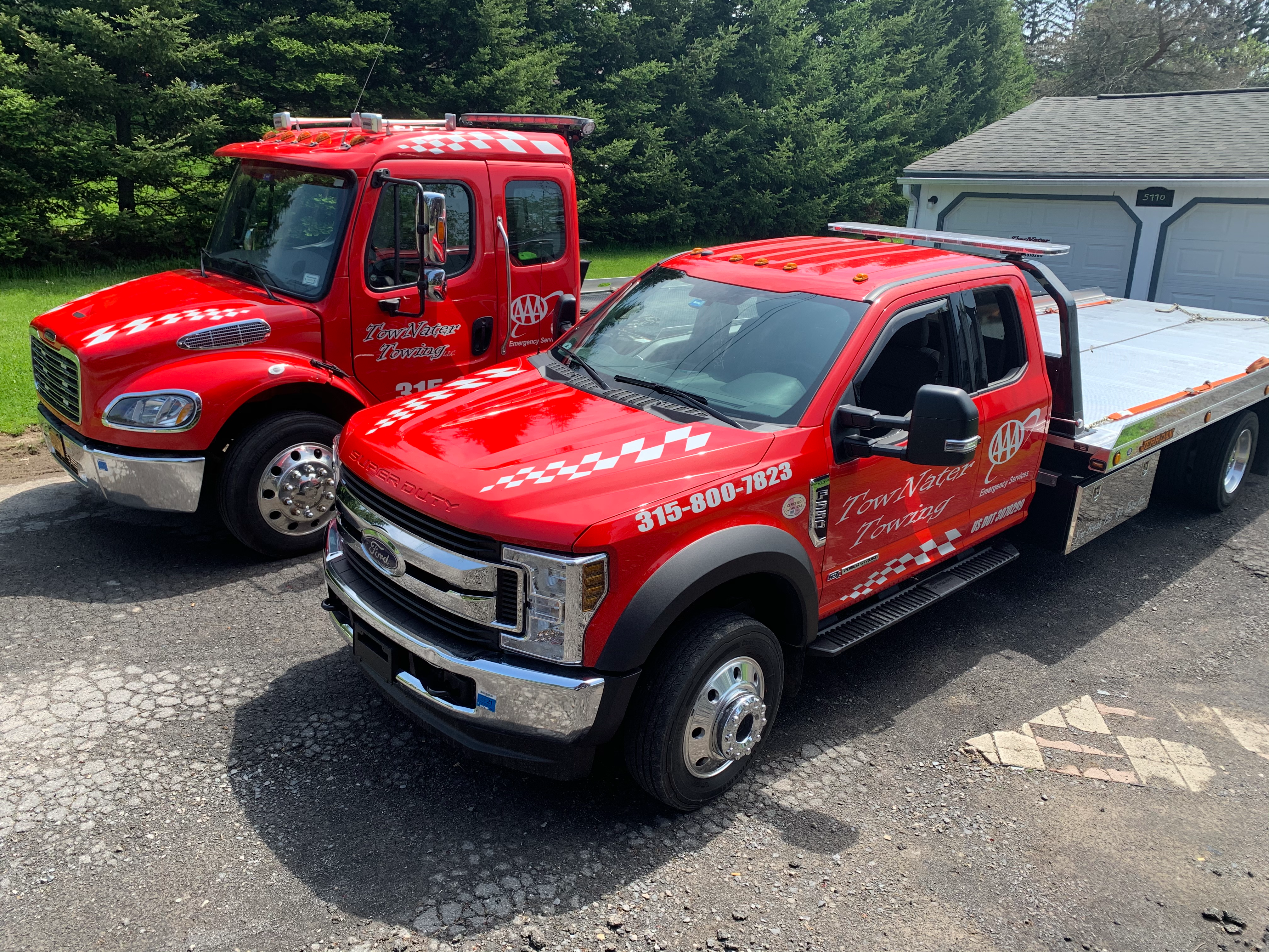 TowNater Towing Towing.com Profile Banner