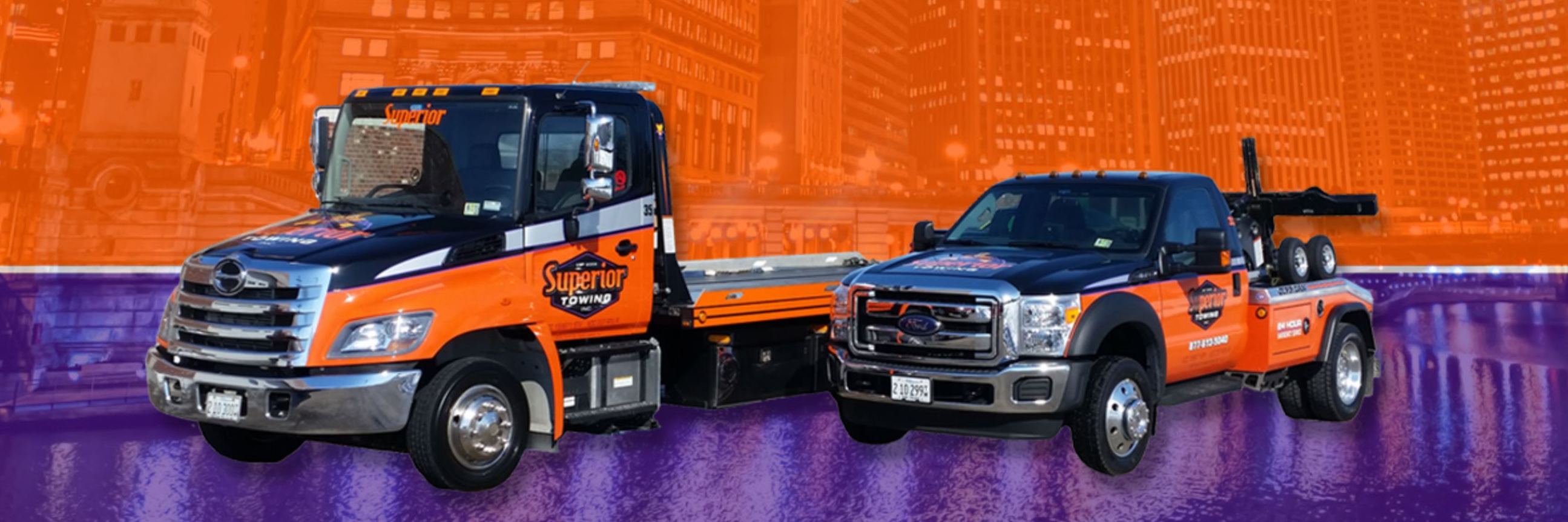 Superior Towing Towing.com Profile Banner