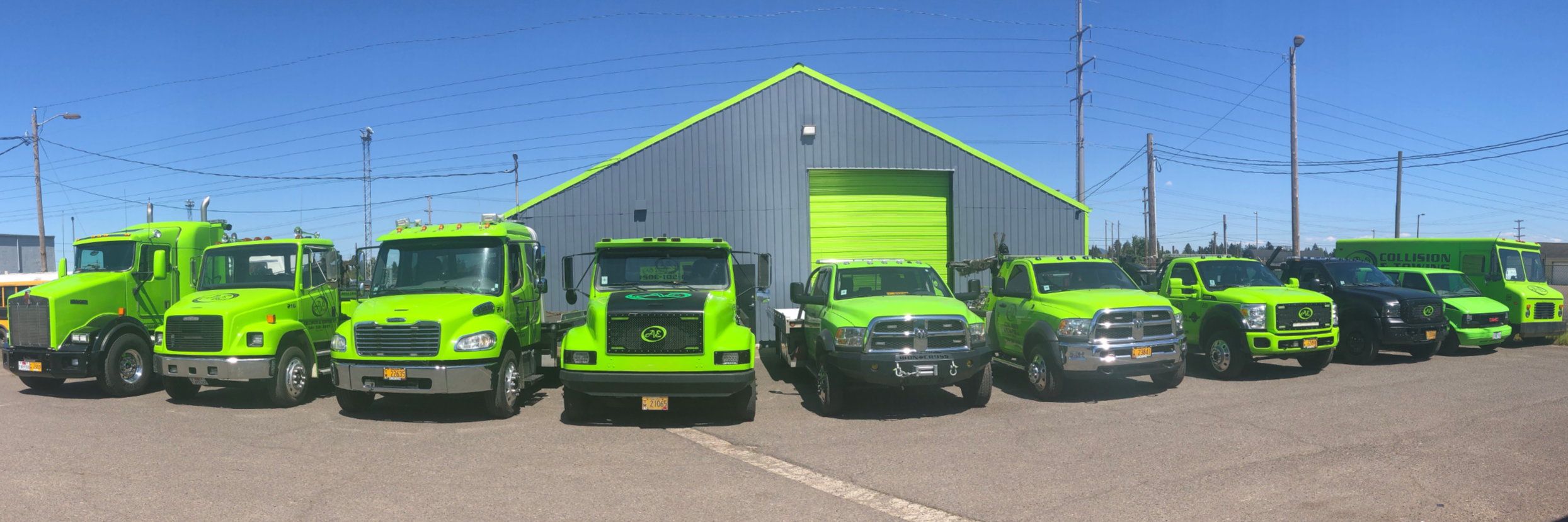 AE Collision and Towing Inc Towing.com Profile Banner