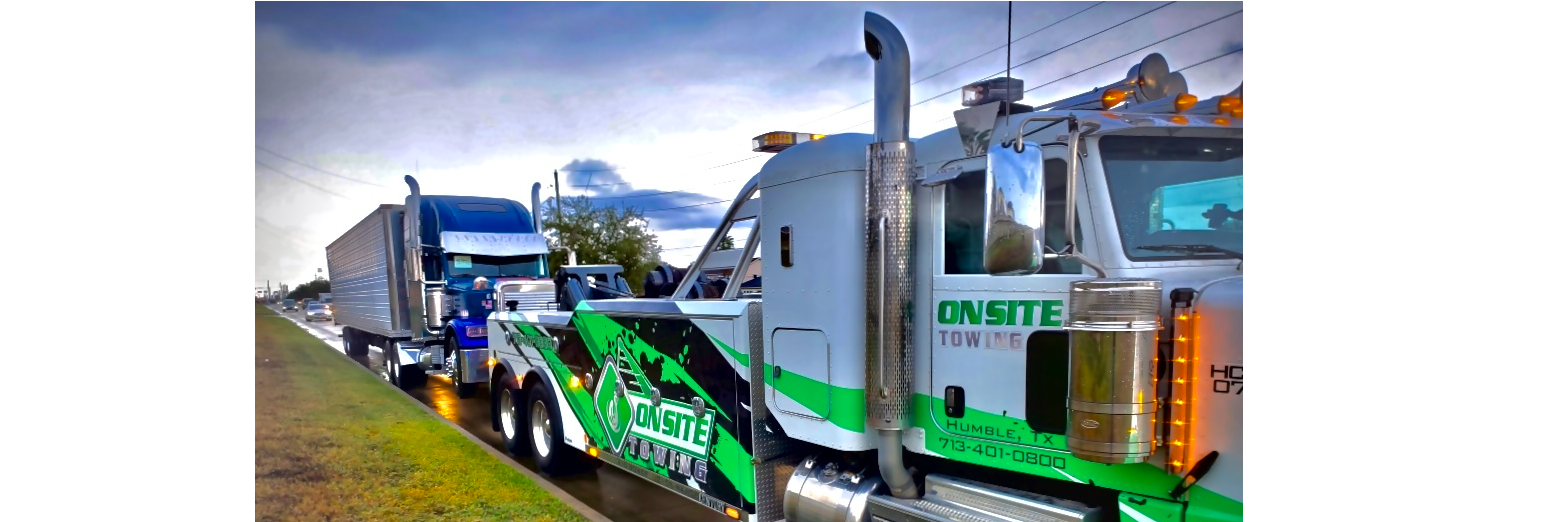 On Site Towing Towing.com Profile Banner
