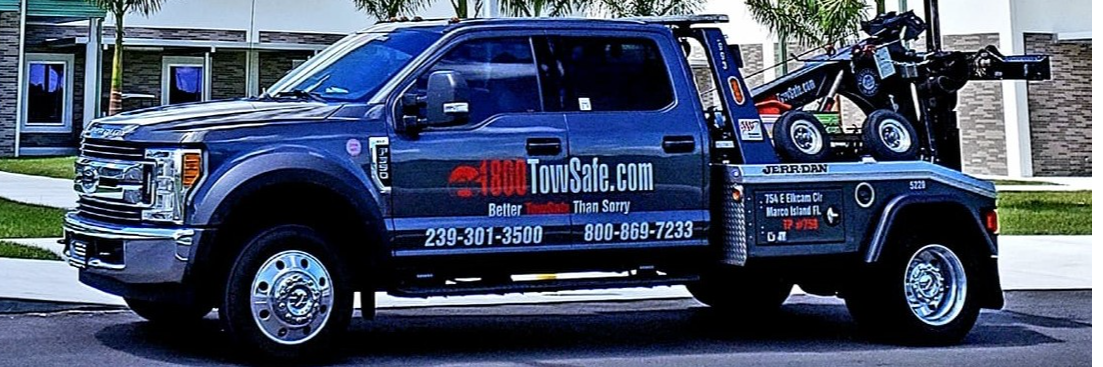 1800Towsafe Towing.com Profile Banner