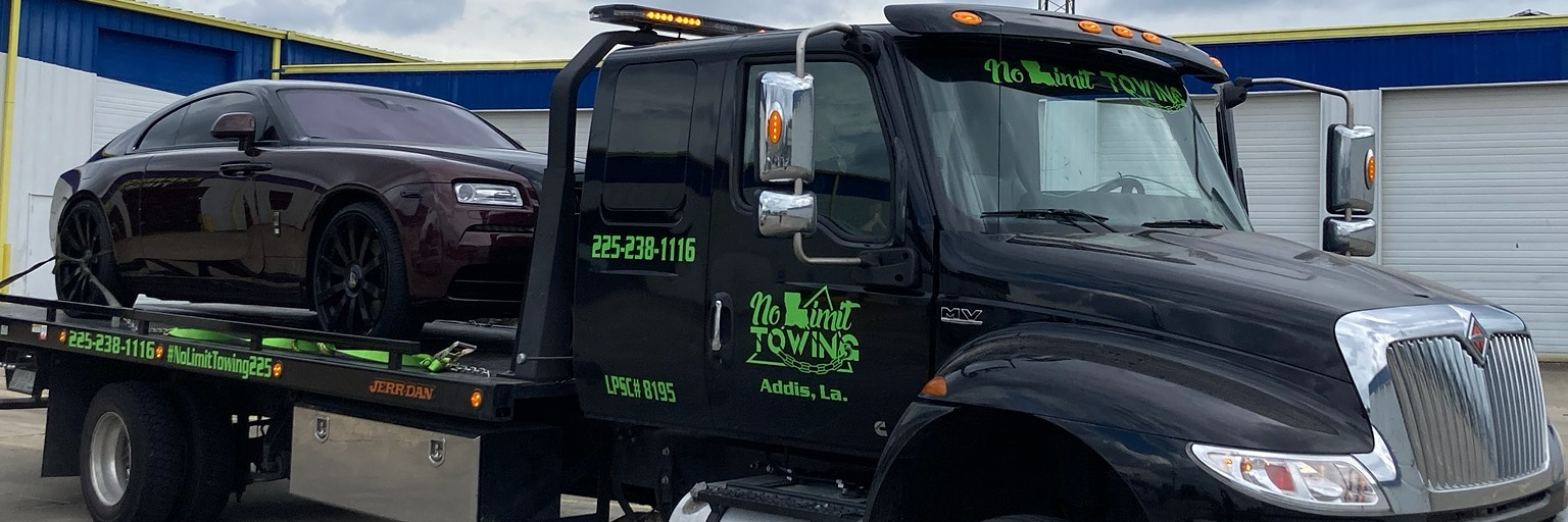 No Limit Towing Towing.com Profile Banner