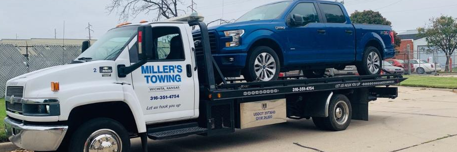 Miller Towing & Recovery Towing.com Profile Banner