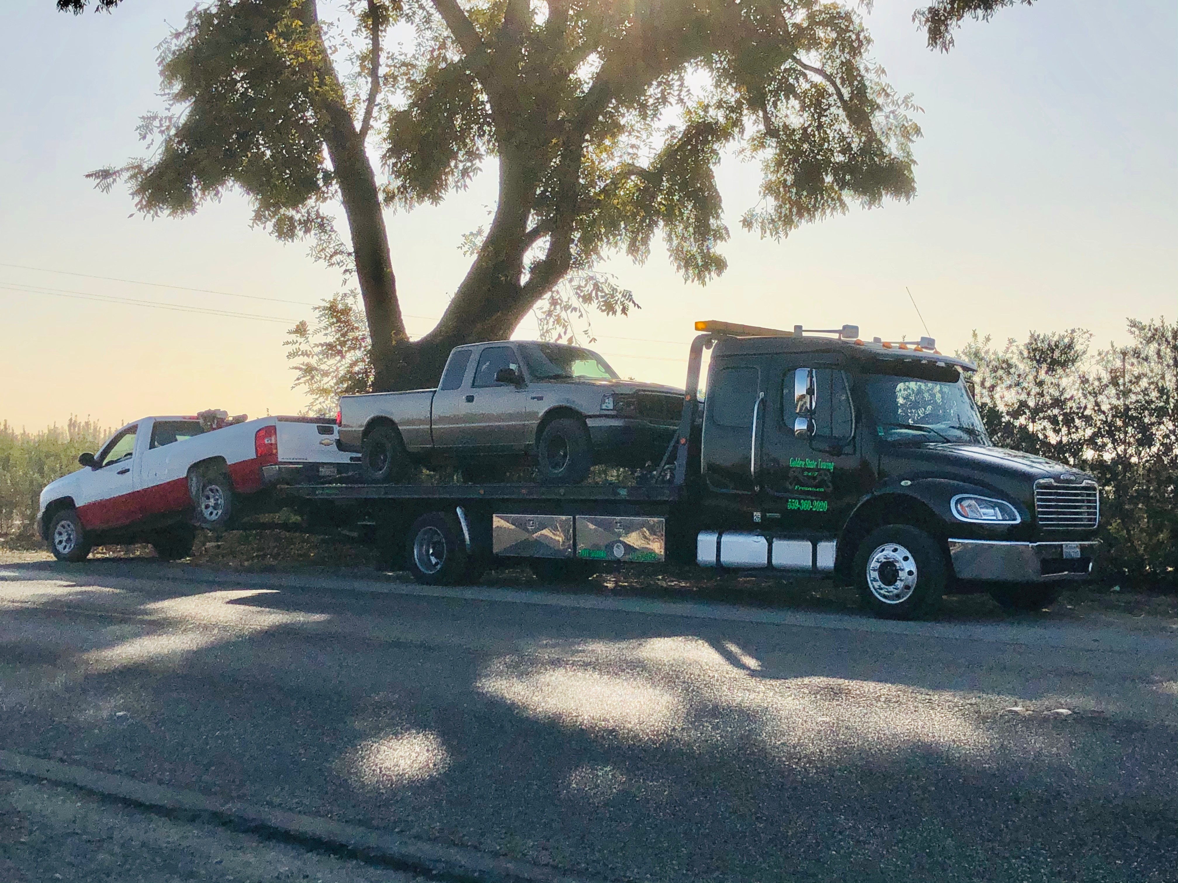Golden State Towing Towing.com Profile Banner