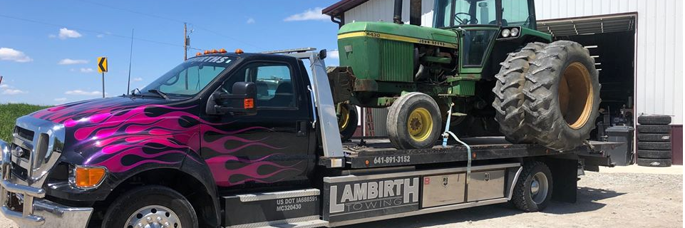 Lambirth Towing Towing.com Profile Banner