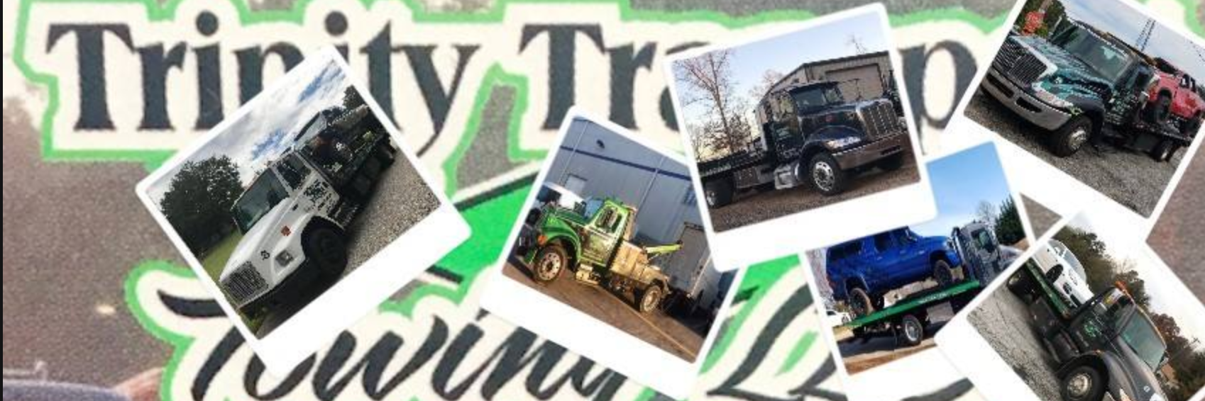 Trinity Transport & Towing, LLC Towing.com Profile Banner