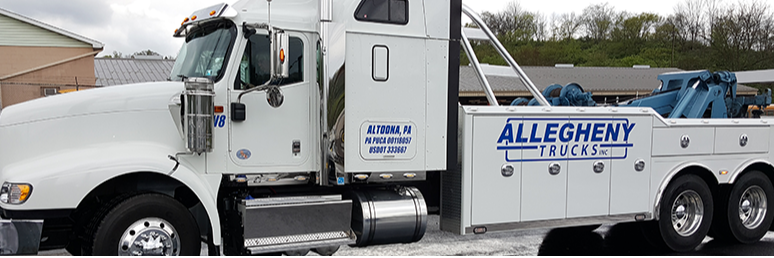 Allegheny Trucks Inc Towing.com Profile Banner