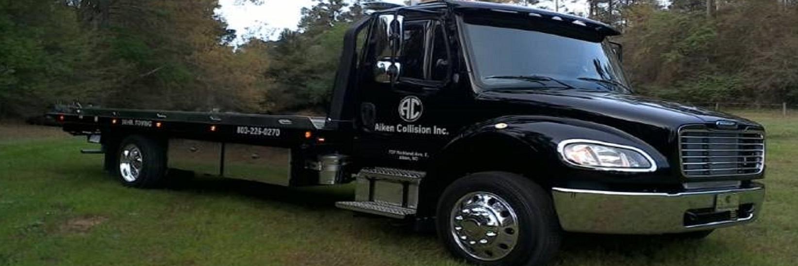 Aiken Collision Inc. Towing.com Profile Banner