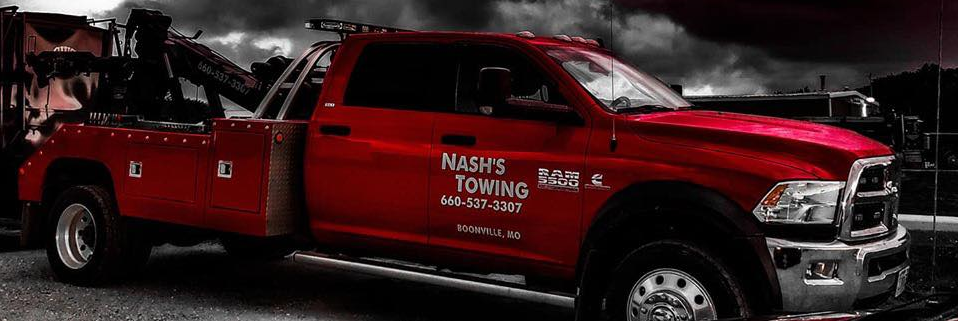 Nash's Towing Inc Towing.com Profile Banner
