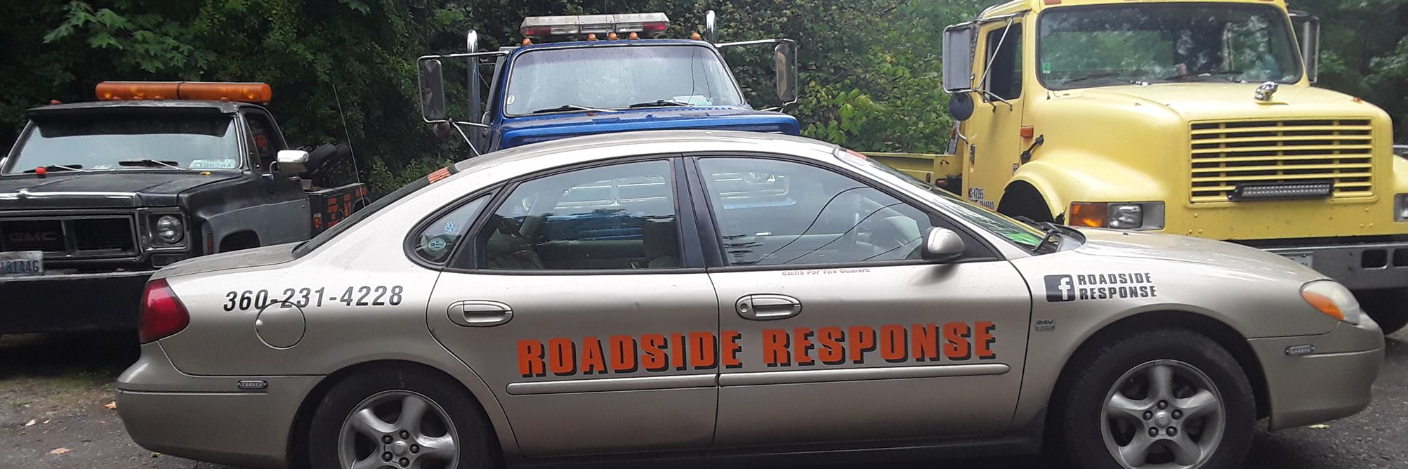 Roadside Response Towing.com Profile Banner