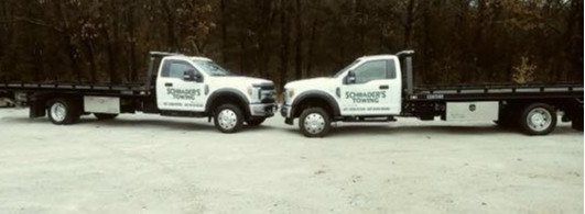 Schrader's Towing Towing.com Profile Banner
