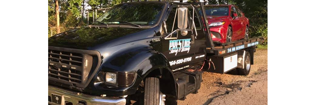 Prestige Towing and Recovery Towing.com Profile Banner