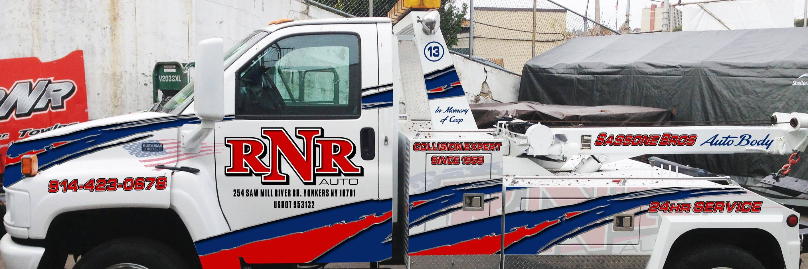 RNR Auto LLC Towing.com Profile Banner