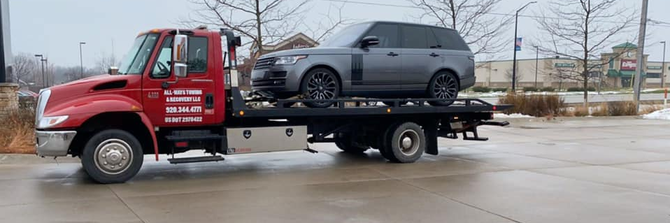 All-Ways Towing & Recovery Towing.com Profile Banner