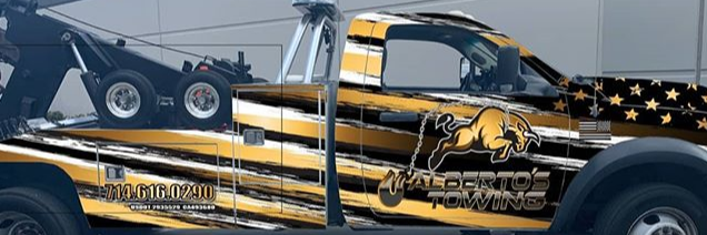 Alberto Towing Towing.com Profile Banner