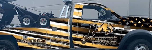 Alberto Towing Towing.com Profile Banner