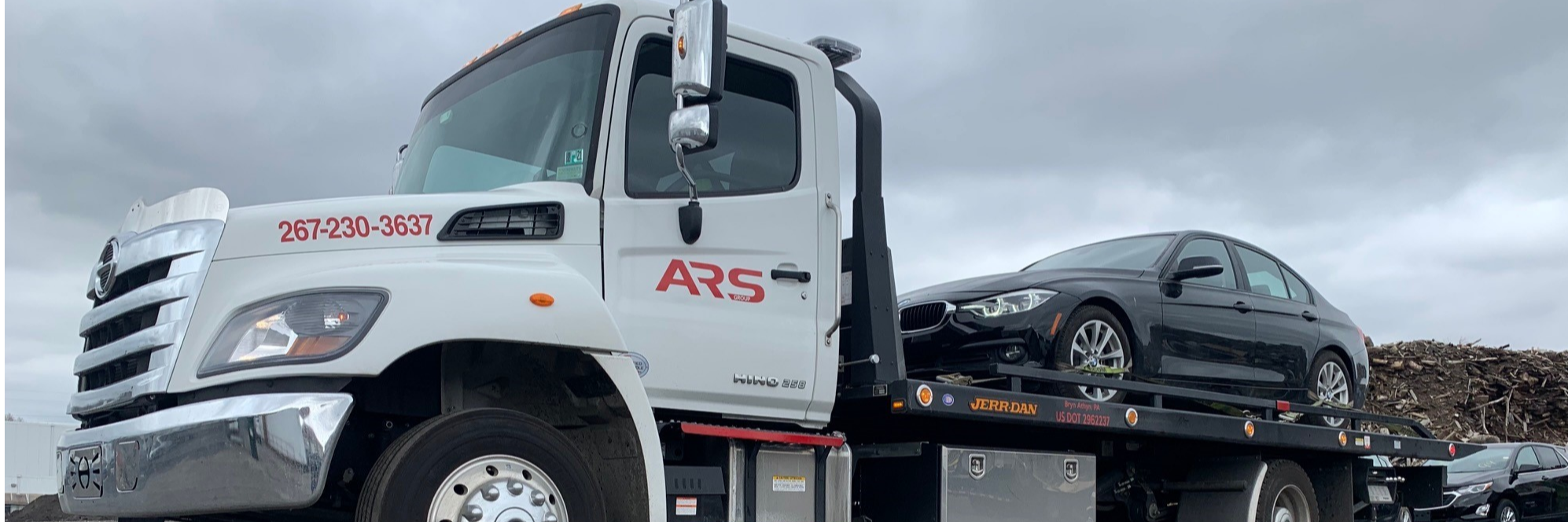 ARS Towing Towing.com Profile Banner