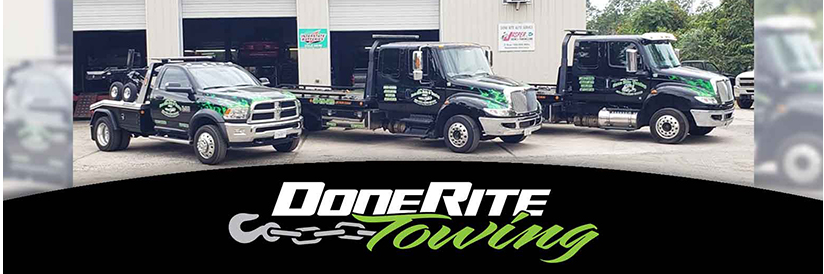 Done Rite Towing Towing.com Profile Banner