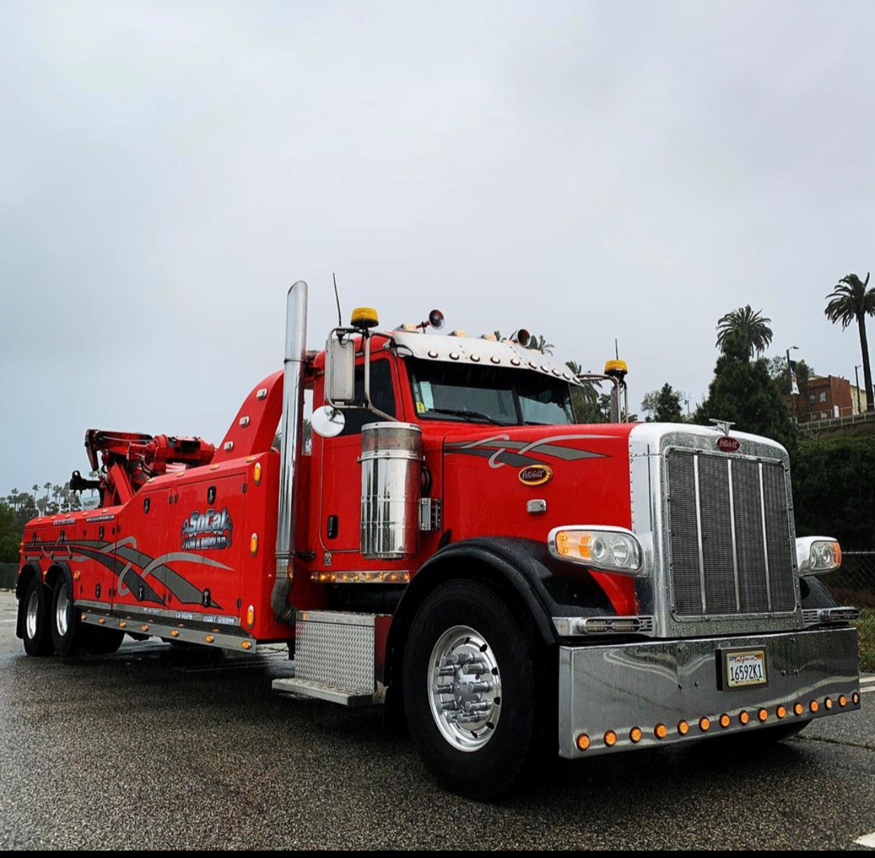 SOCAL TOW & IMPOUND Towing.com Profile Banner
