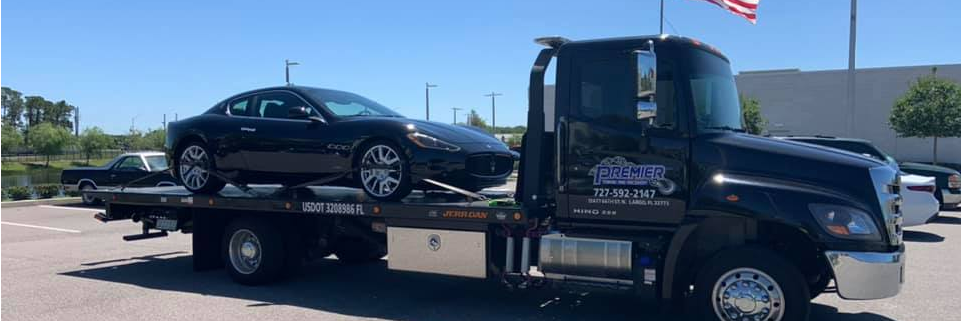Premier Towing and Recovery Towing.com Profile Banner