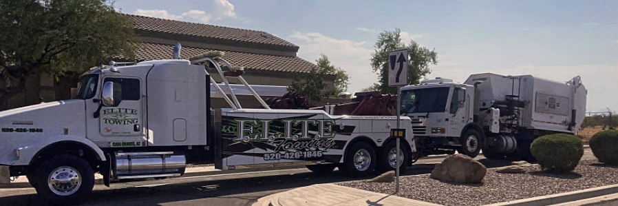 Elite Towing Towing.com Profile Banner