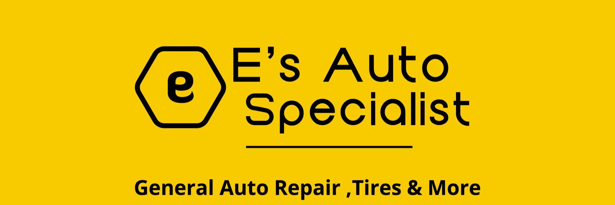 E's Automotive Specialist Towing.com Profile Banner