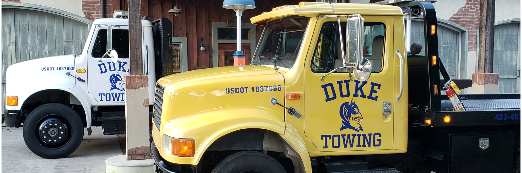 Duke Towing Towing.com Profile Banner