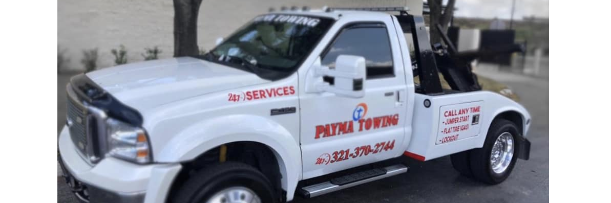 Payma Towing Towing.com Profile Banner