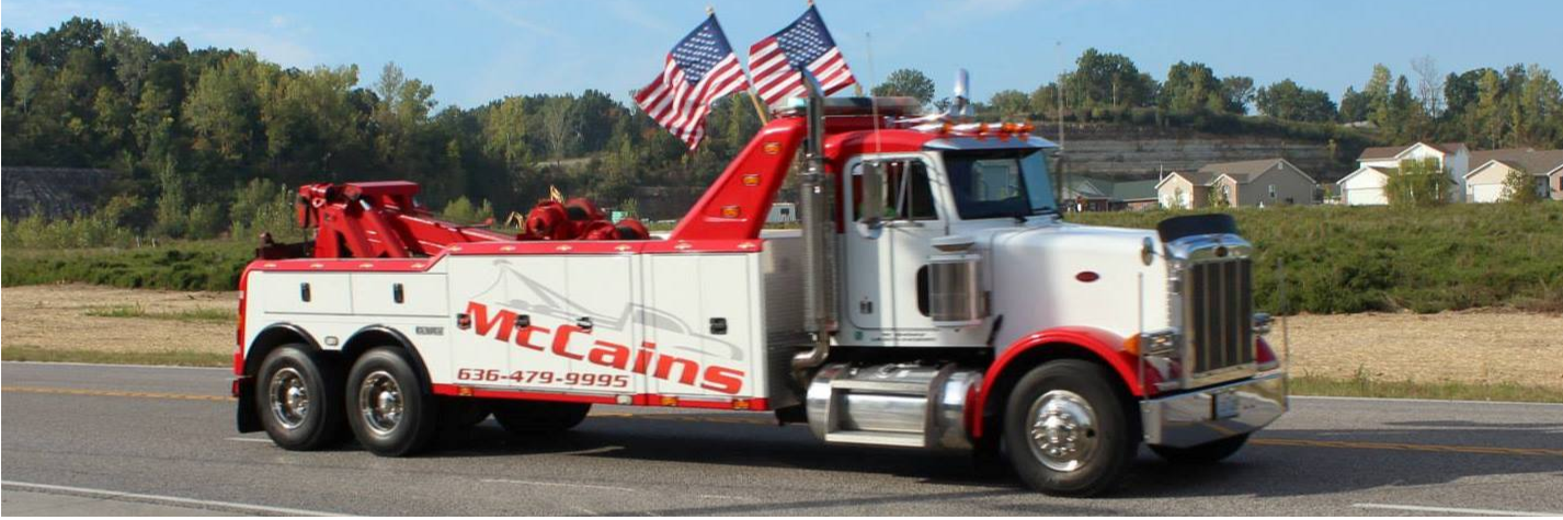 McCain's Towing LLC Towing.com Profile Banner