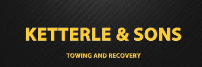 KETTERLE & SONS Towing.com Profile Banner