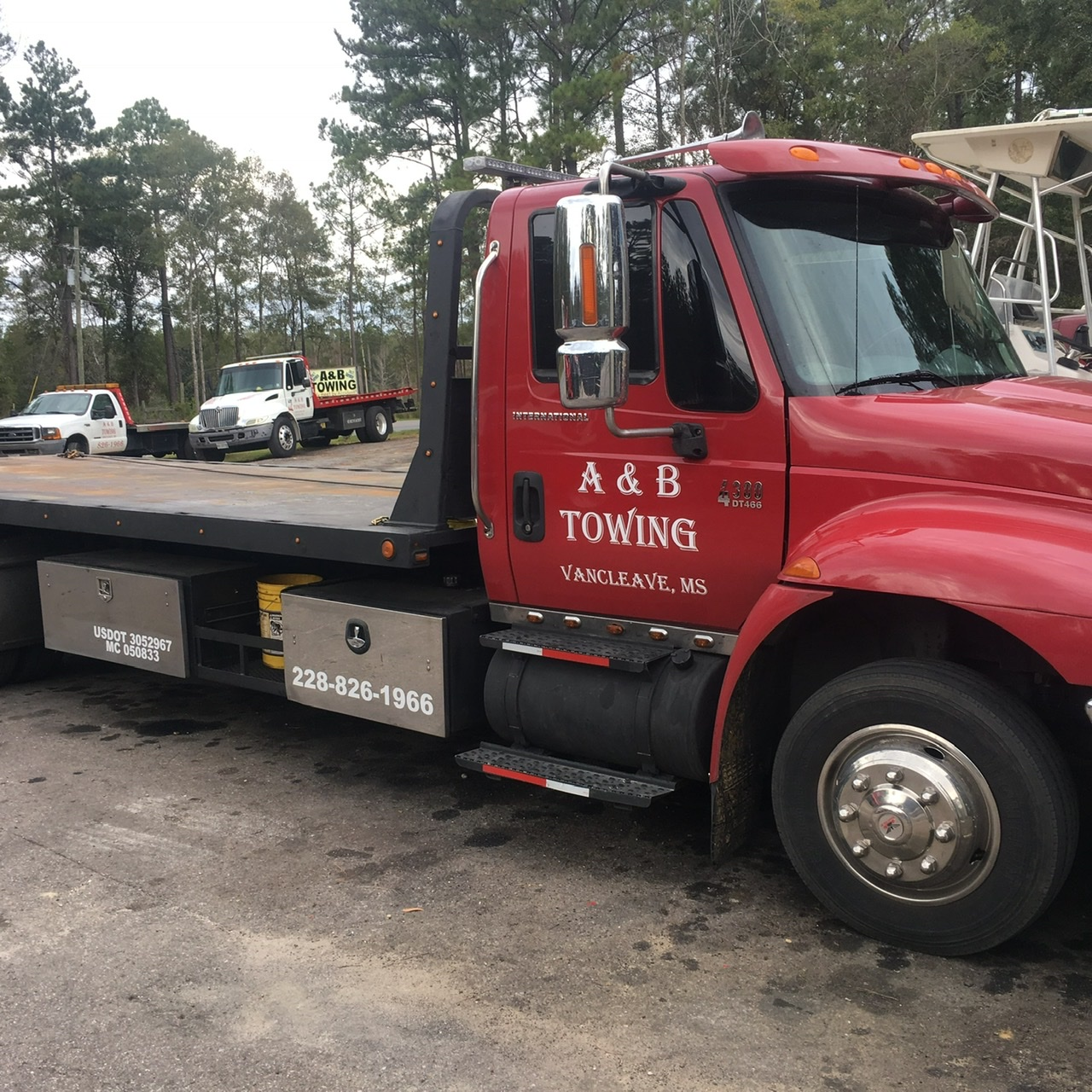 A&B Towing and Automotive LLC Towing.com Profile Banner