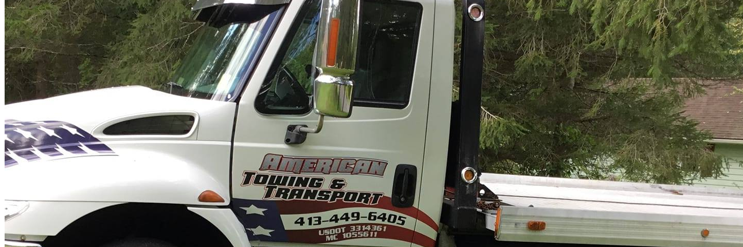 American Towing and Transport Inc. Towing.com Profile Banner